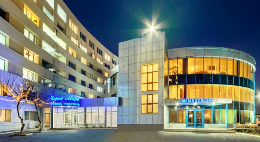 готель Чорне Море