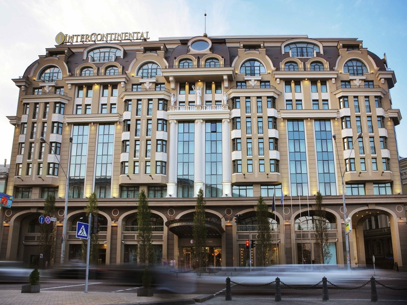 "готель Готель ""InterContinental Kyiv"""