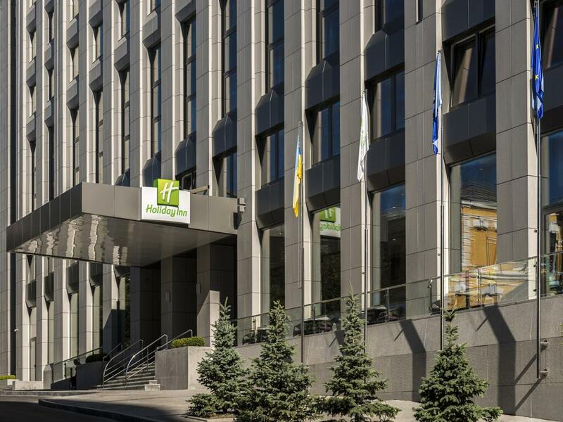 "Отель ""Holiday Inn Kyiv"""