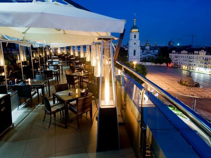 "Отель ""Hyatt Regency Kyiv"""