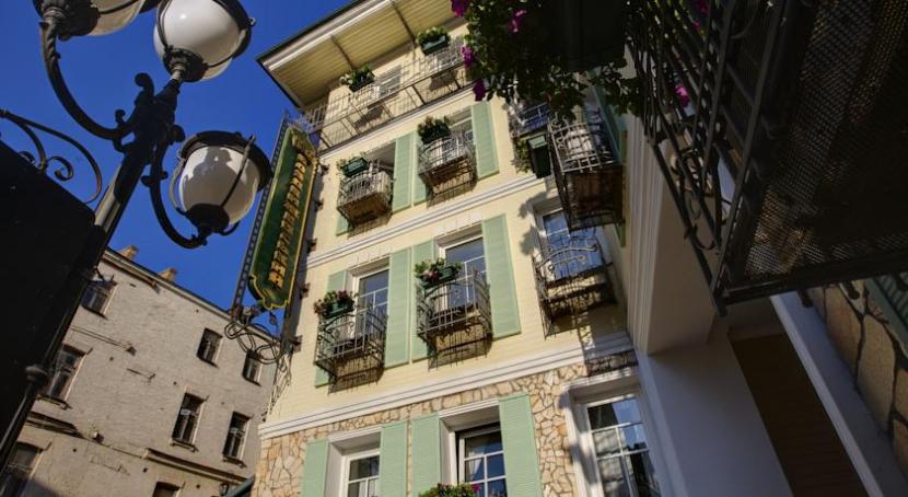 готель Воздвиженський