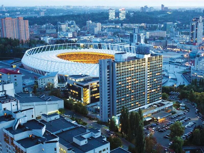 готель Premier Hotel Rus