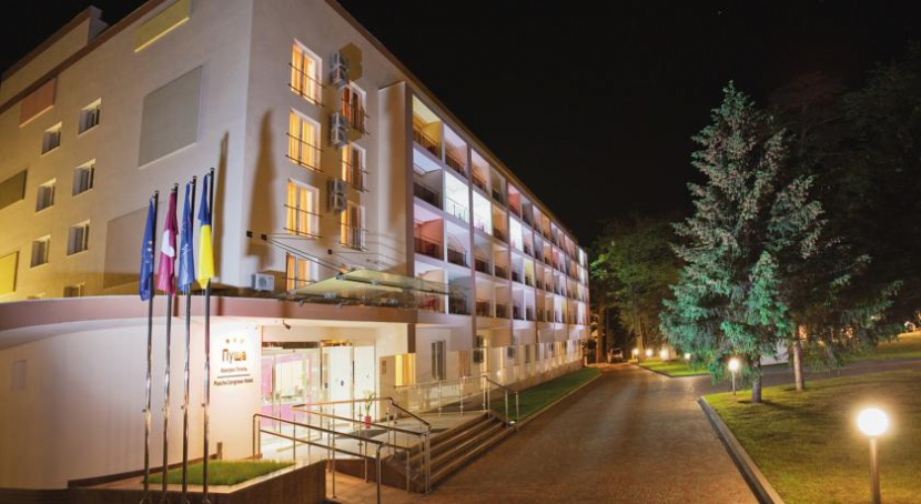 готель Пуща Конгрес-готель