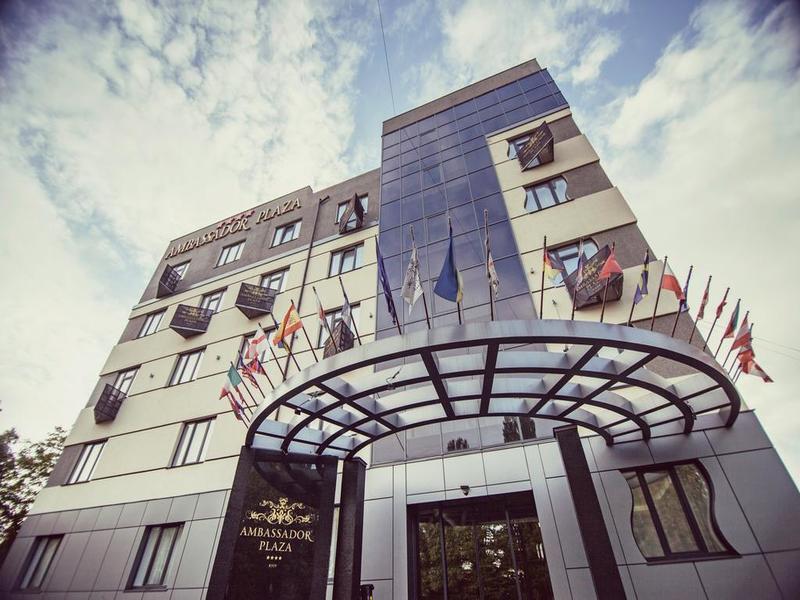 """готель Готель """"Ambassador Plaza"""""""