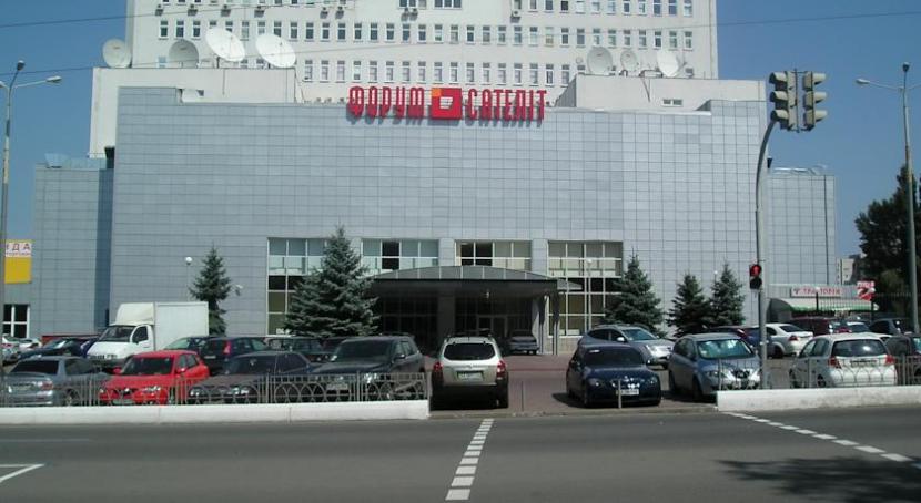 готель 7 днів, Київ