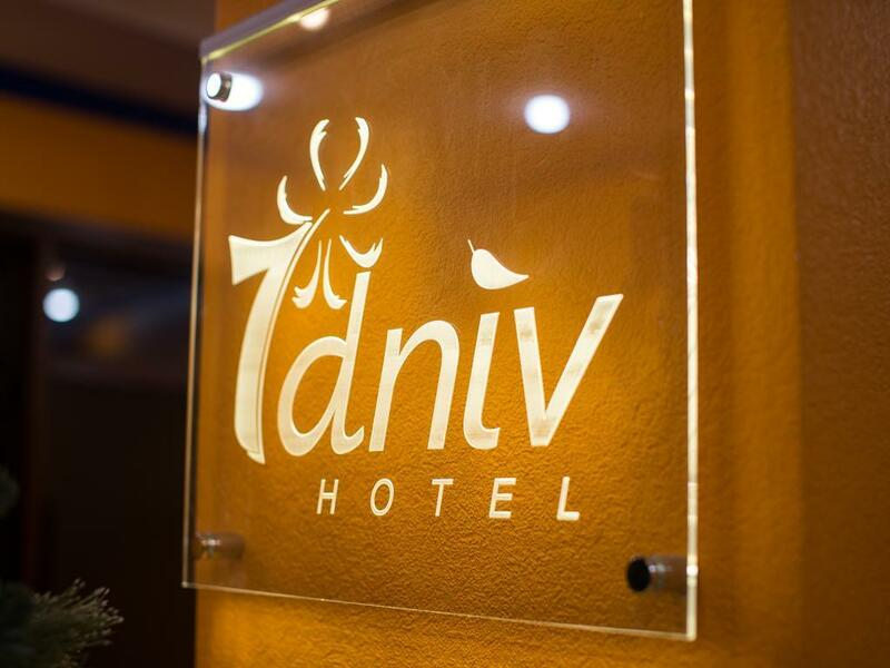 готель Готель 7 днів в Києві
