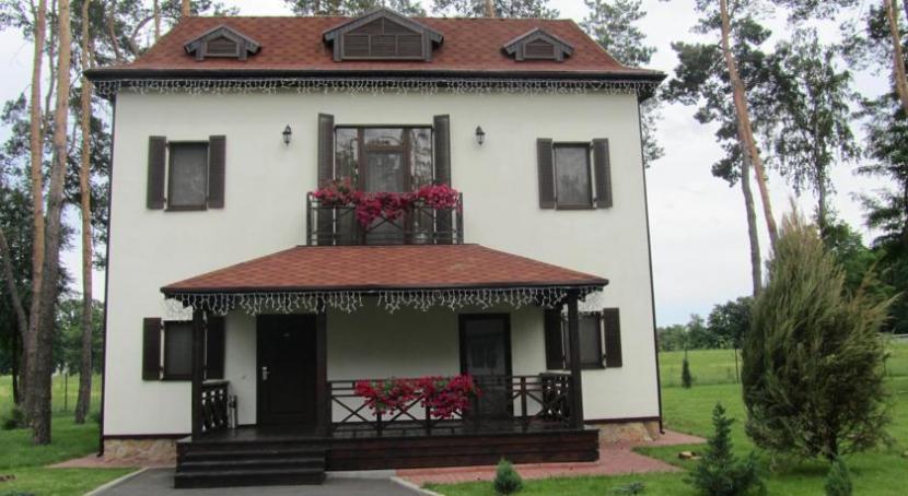 готель Парк-готель KIDEV