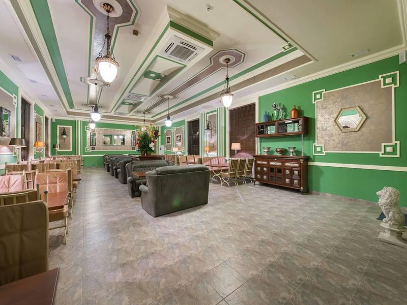 """Гостинично-ресторанный комплекс """"Green Villa"""""""