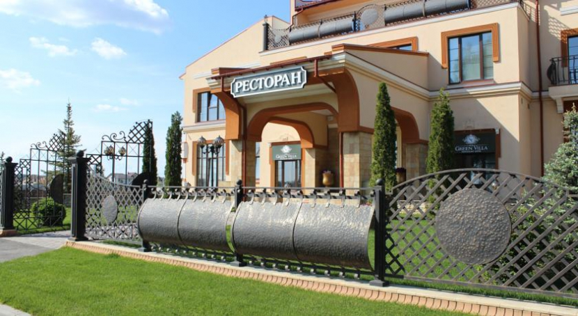готель Green Villa