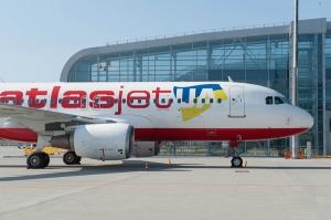 Нові авіарейси з харківського аеропорту