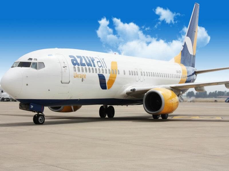 Авіакомпанія Azur Air Ukraine полетить на Пхукет