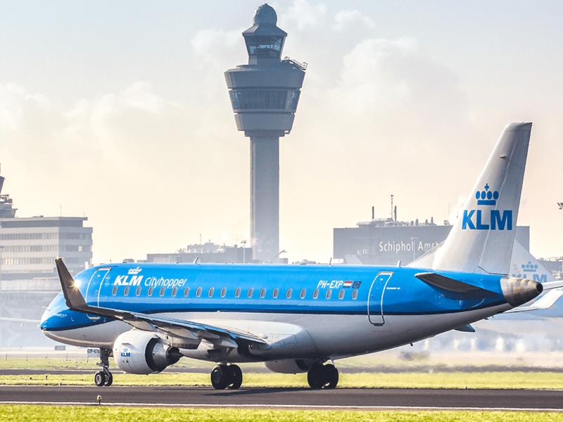 Акція від нідерландської авіакомпанії KLM