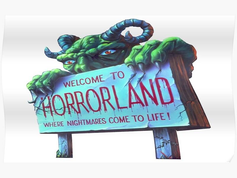 Перший Horrorland в південній Європі