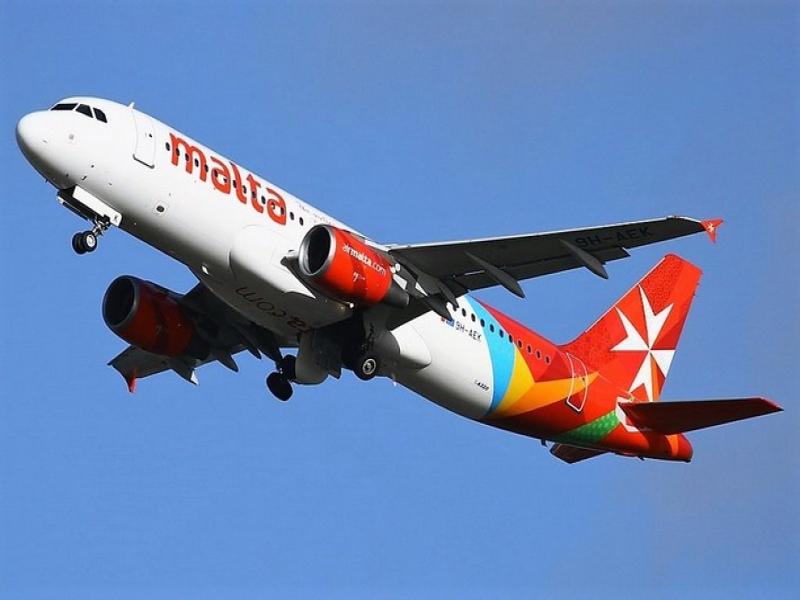 Повернення Air Malta в Україну