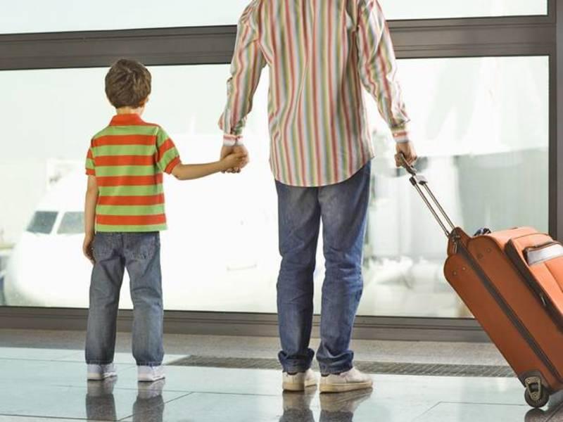 Нові правила для вивезення дитини за кордон