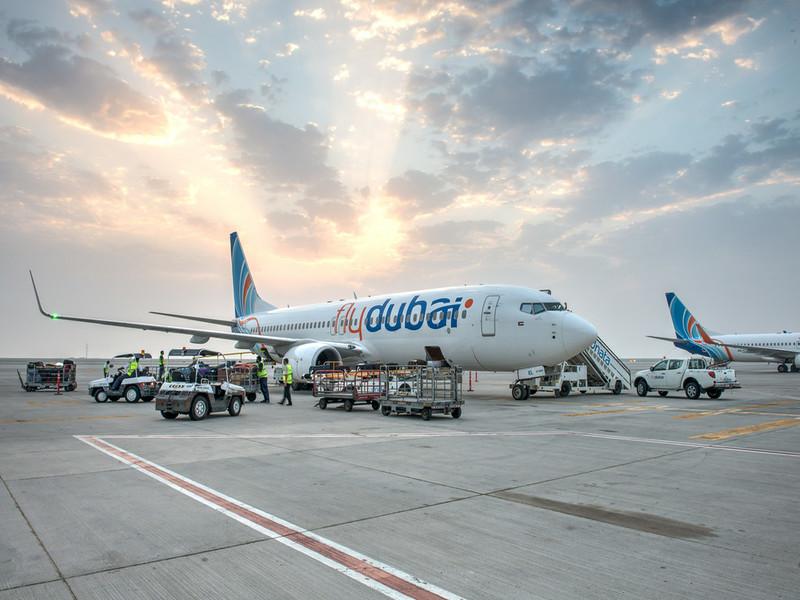 Flydubai змінює аеропорт дислокації