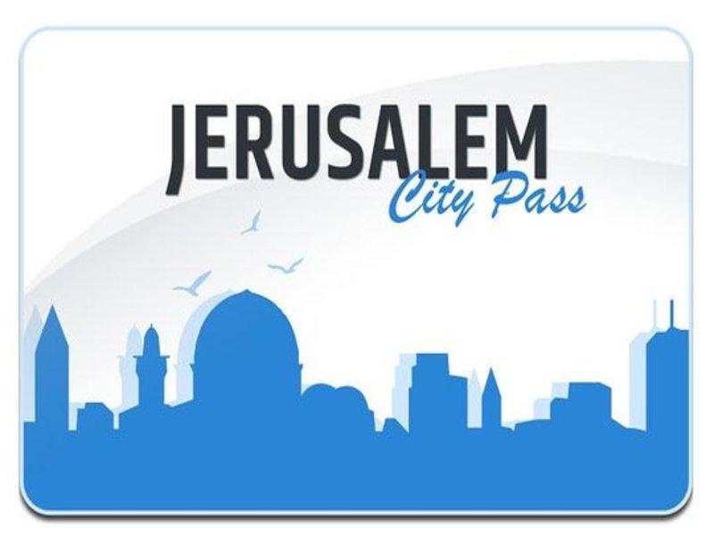 Єрусалим вітає Jerusalem City Pass