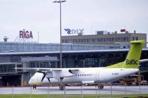 Подарунки за пунктуальність в аеропорті Риги