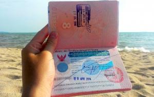 Зміна вартості візи по прильоту в Таїланд