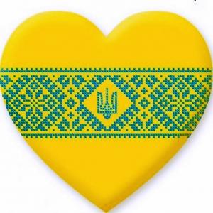 Вітаємо з 25 річницею Дня Незалежності України!
