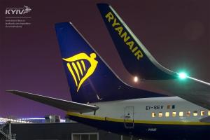 Ryanair в Україні!