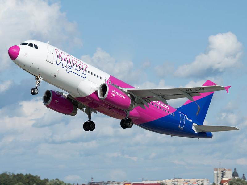 Угорський лоу-кост оголосив про два нові рейси