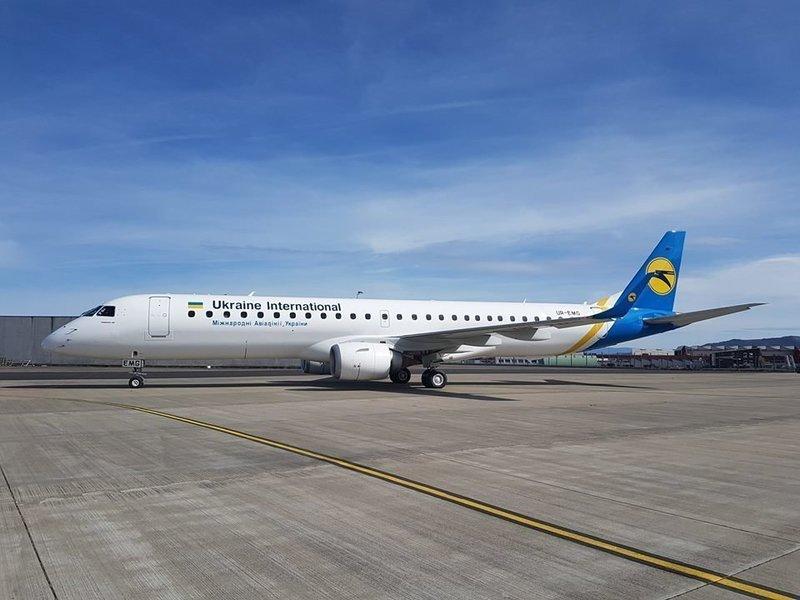 МАУ оголосила про відкриття продажів на прямий рейс Київ-Делі