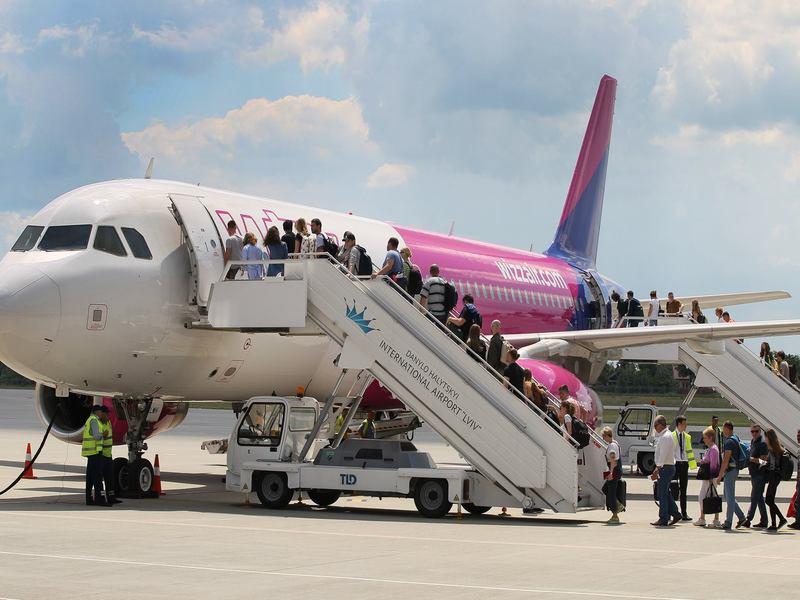 Нова послуга для пасажирів Wizz Air