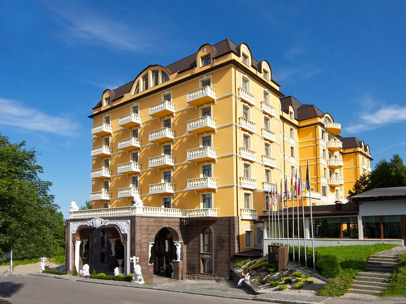 Royal Geneva Hotel