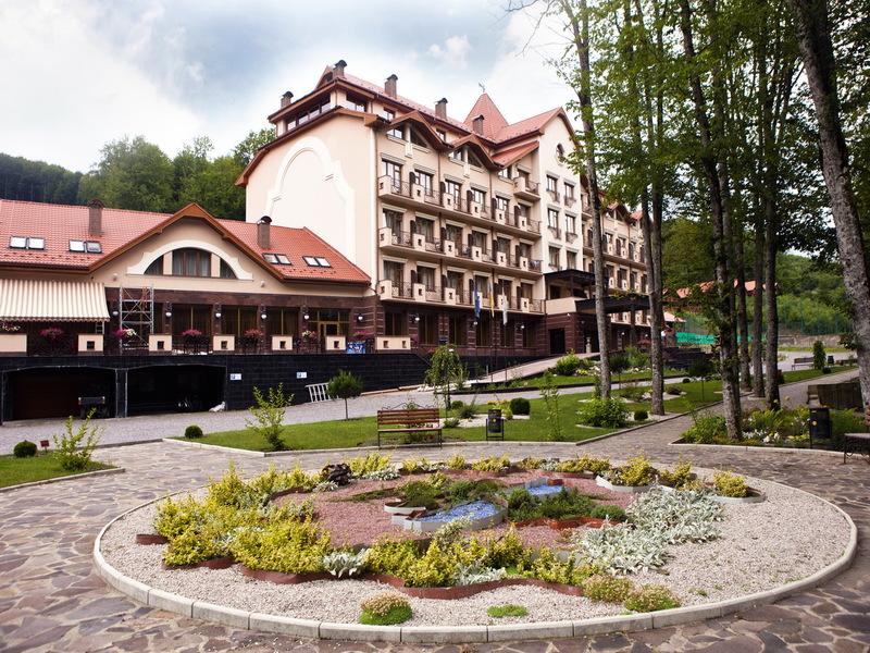 """Отельный рекреационно-лечебный комплекс """"Solva Resort & SPA"""""""