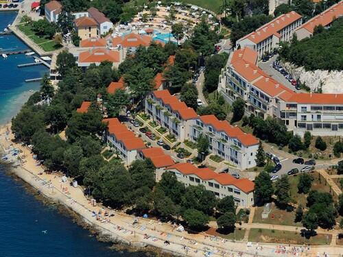 Апартаменти Belvedere Resort (Істрія- Врсар)
