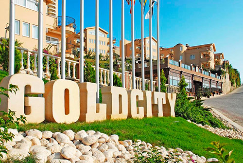 Goldcity Tourism Complex 5* (Аланія)