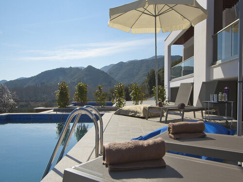 Magnum Pool Villa (Халкідікі-Ситонія)