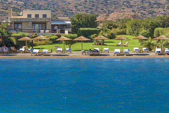 Villa Elounda (о. Крит, Лассіті)