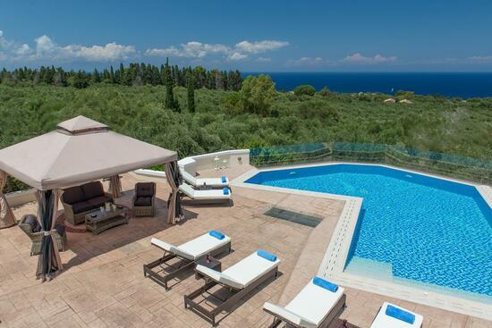 Villa Frido Luxury (о. Закінф)