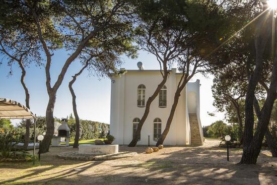 Villa Neptunus (Пула, о. Сардинія)