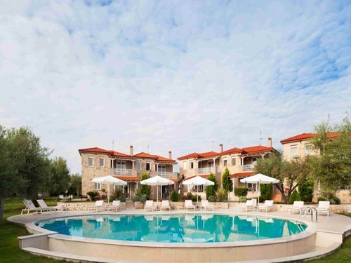 Villa Romantic (Халкідікі-Кассандра)