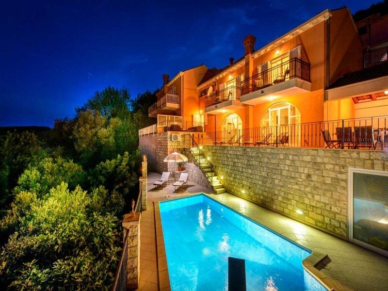 Villa Sana Via (Дубровник)