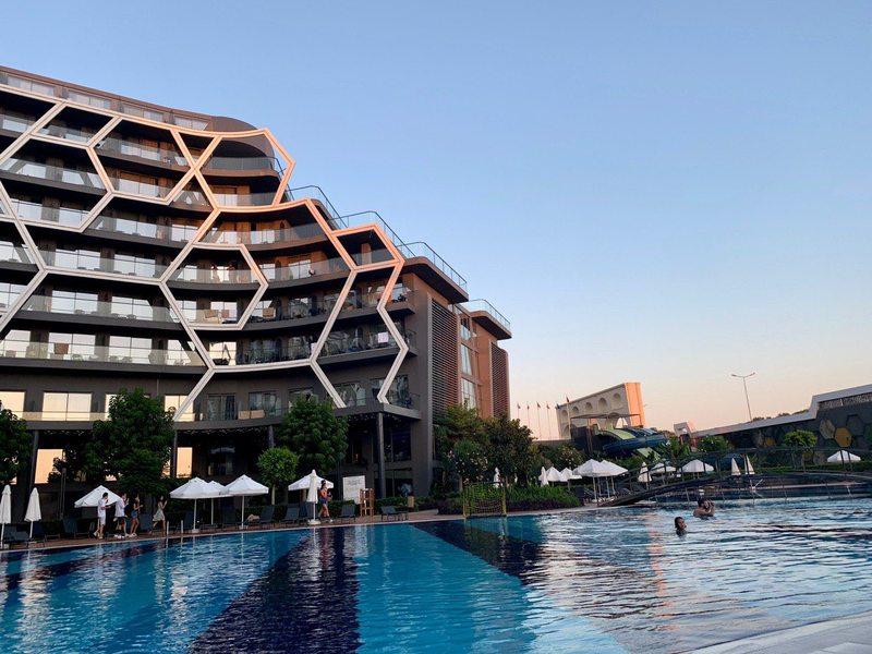 Отель Bosphorus Sorgun Hotel 5* (Сиде)